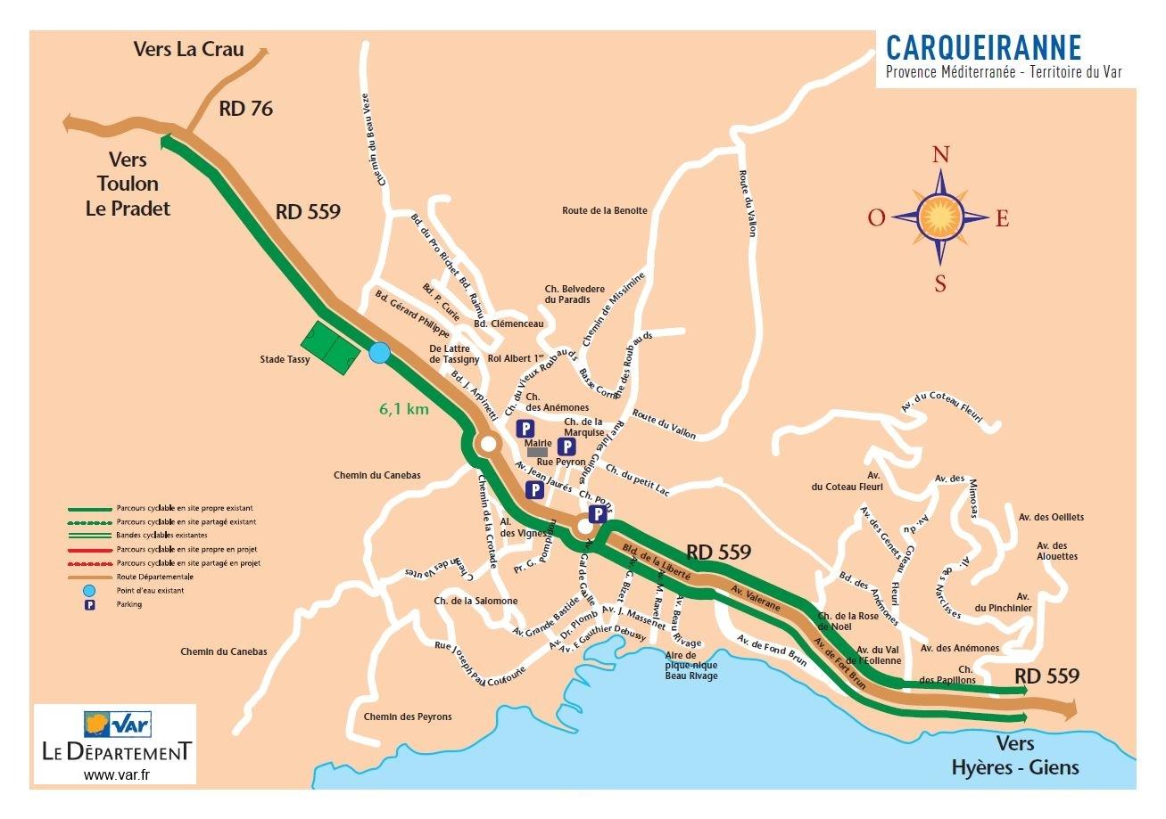 Cyclotourisme Var 83 Dispovelo France